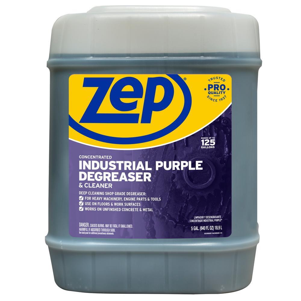 Zep 5 Gal Purple Des