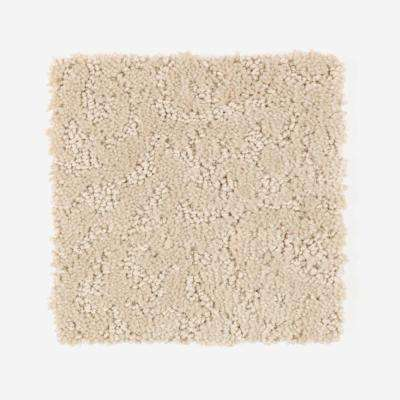 Carpet Sample - Perry - Color First Choice Pattern 8 in. x 8 in.