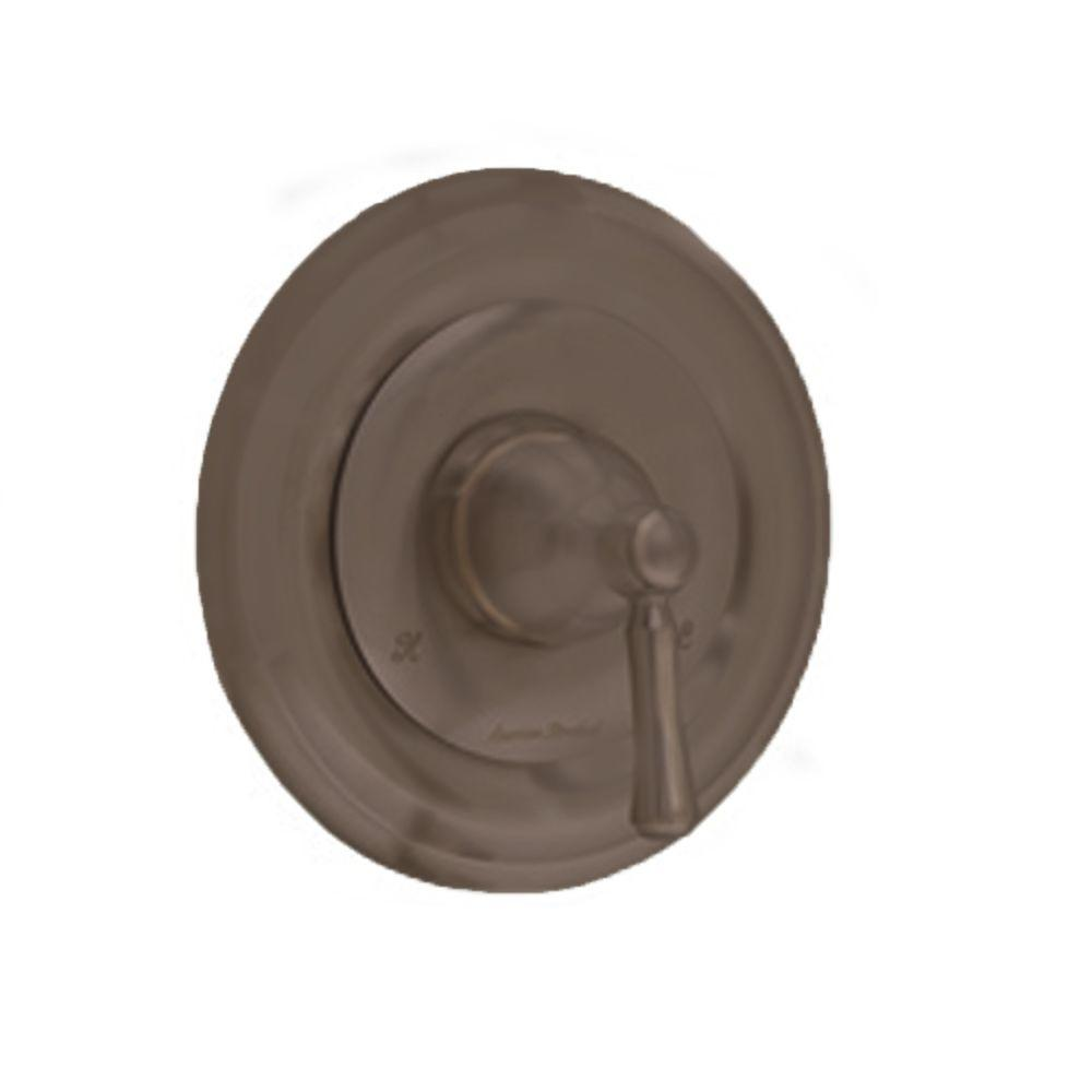 Portsmouth 1-Handle Valve Trim Kit in Oil Rubbed Bronze with Round