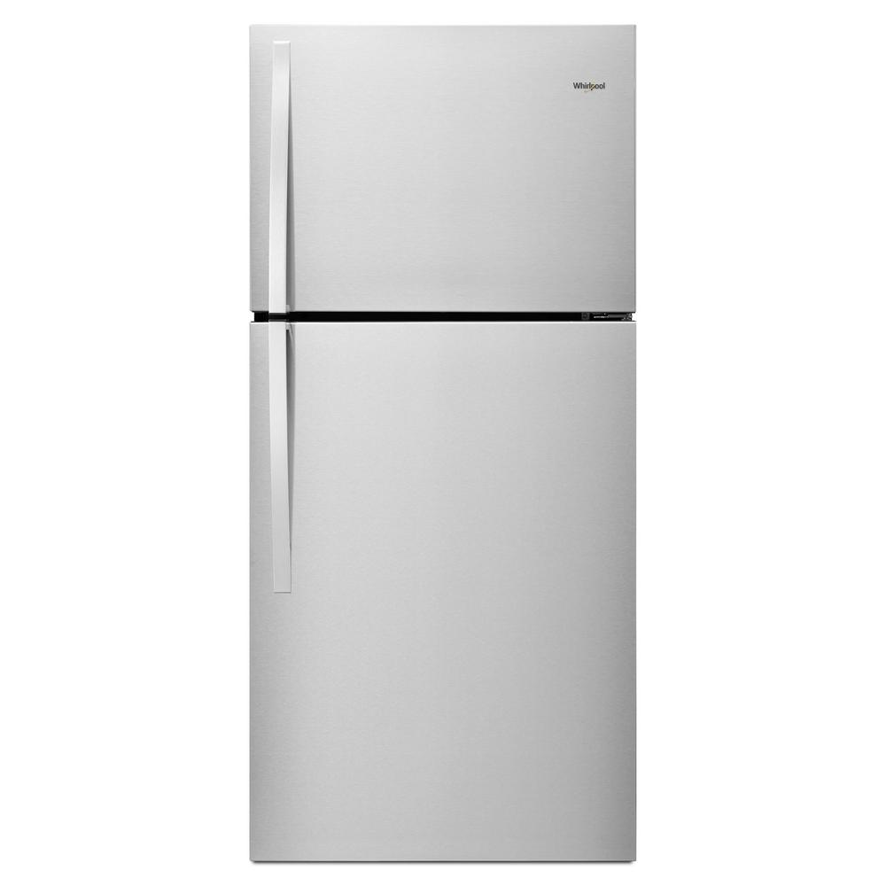 Stainless - Whirlpool - Refrigerators - Appliances - The Home Depot