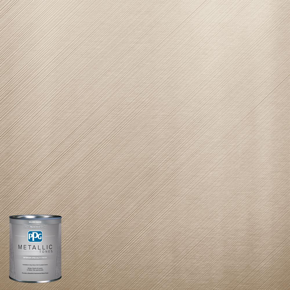 MTL131 Iridescent Oyster Metallic Interior Specialty Finish Paint MTL131 04    The Home Depot