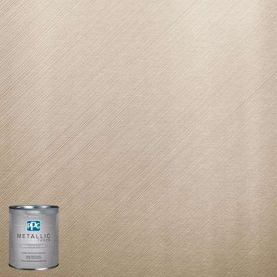 1-qt. MTL131 Iridescent Oyster Metallic Interior Specialty Finish Paint