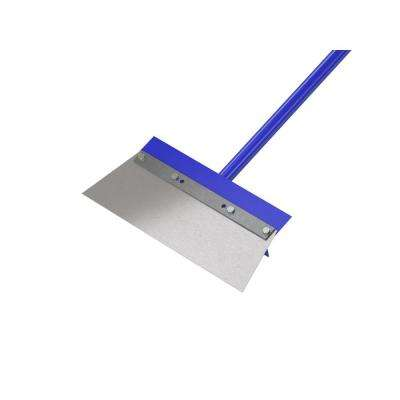 22 in. W Floor Scraper with Angle Cut Blade