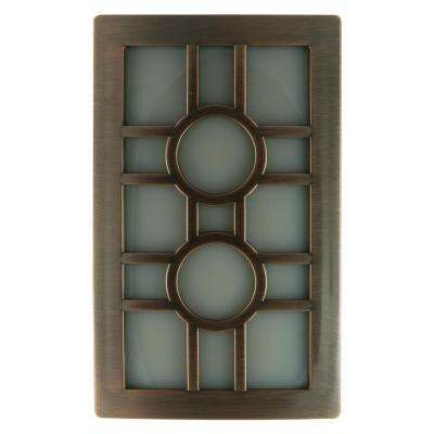 Oil Rubbed Bronze CoverLite LED Night Light
