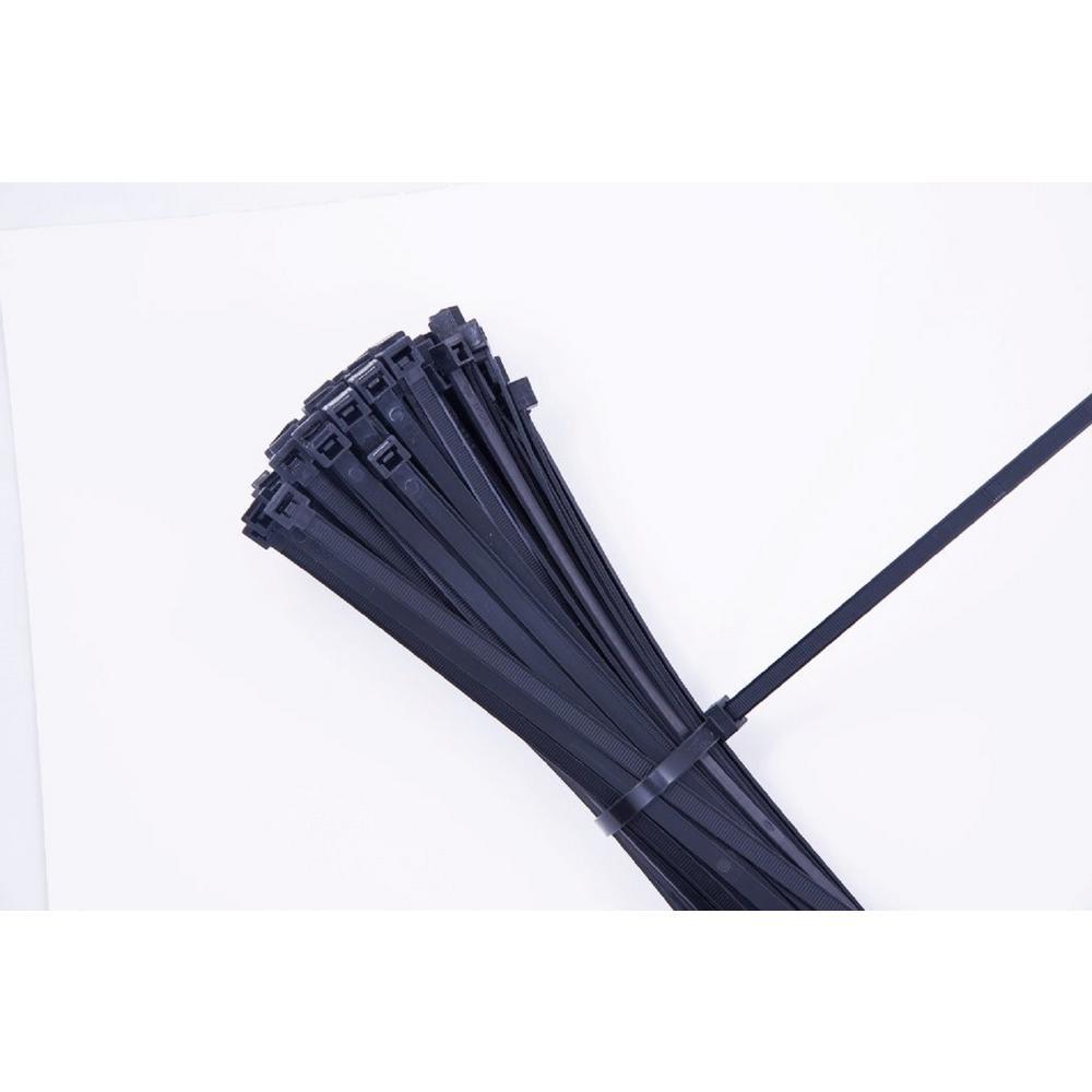 "10//Bag 12/"" Gardner Bender 47-111 50 lb Releasable Cable Tie Natural"
