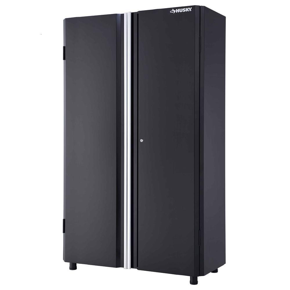 48 in. W x 72 in. H x 18 in. D Steel Garage Floor Cabinet