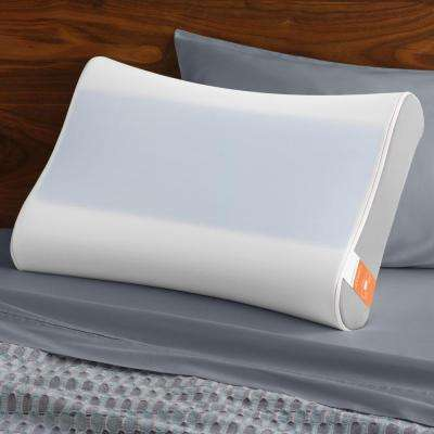Breeze Contour Standard Side to Side Bed Pillow