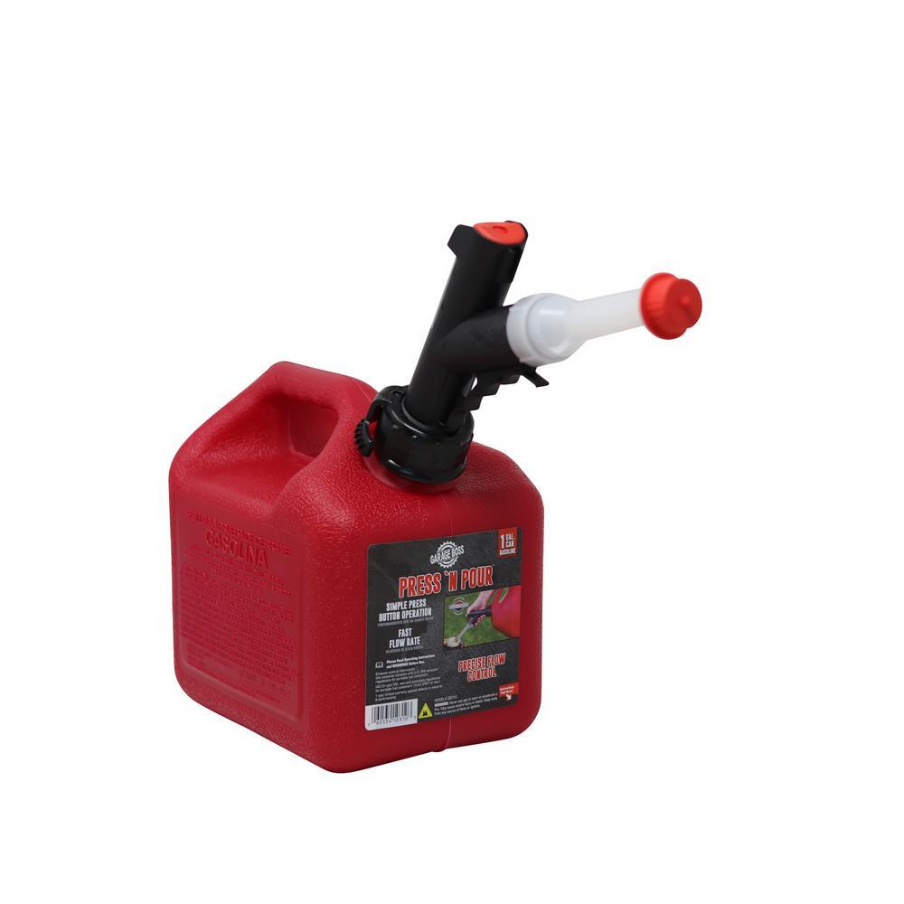 Press N Pour 1 Gal. Gas Can