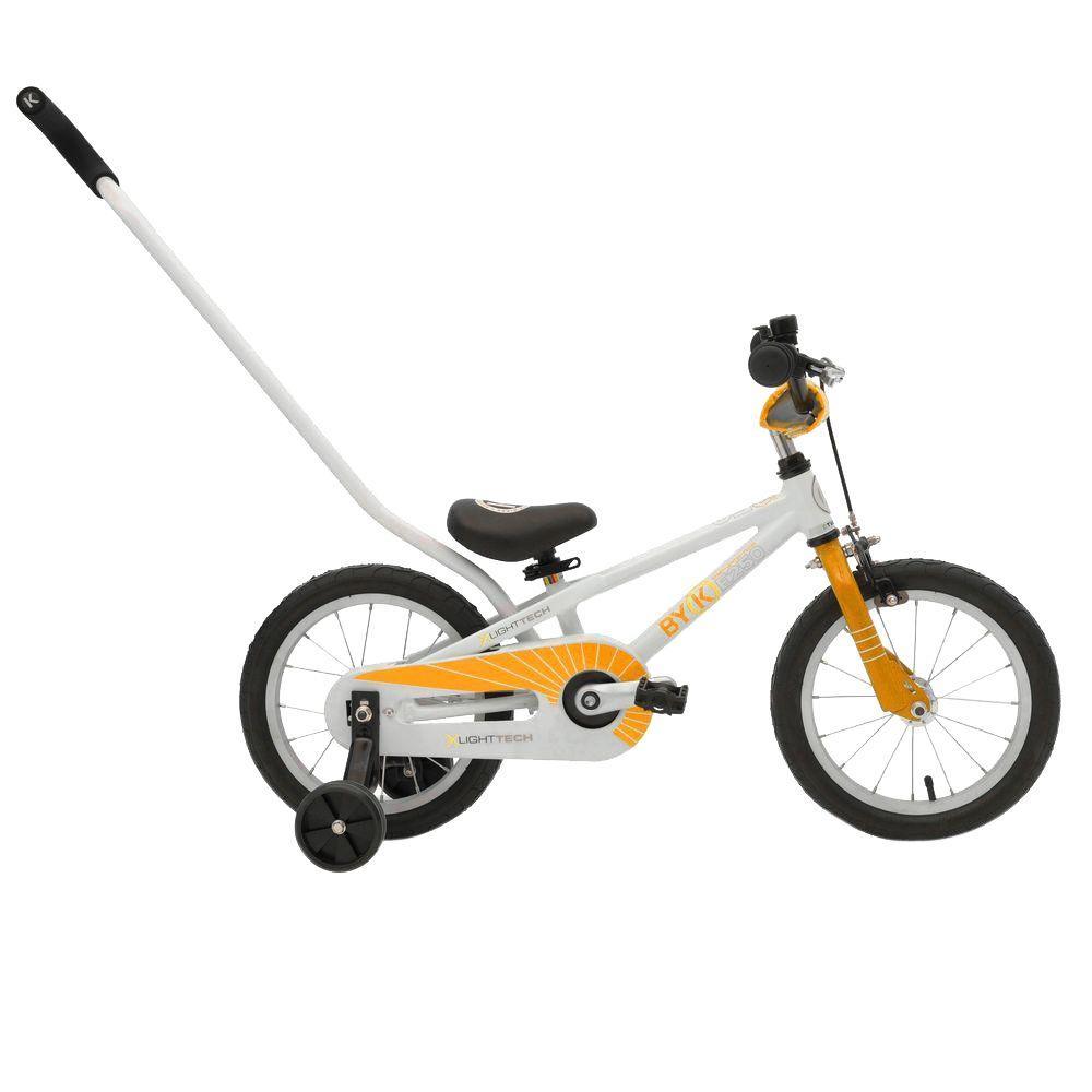 E-250 Kid's Bike, 14 in. Wheels, 6.5 in. Frame, for Boys and Girls, Orange
