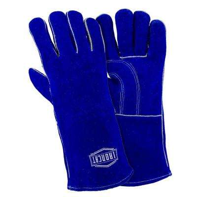 Insulated Slightly Select Cowhide Welding Gloves