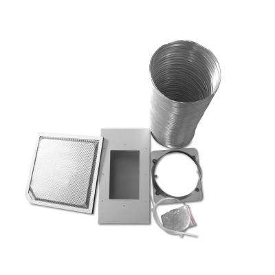 Non-Ducted Recirculation Kit for Aero Island IV Range Hood Model AN-1414