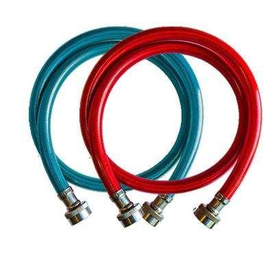 4 ft. Steel Braid Reinforced Washing Machine Hose
