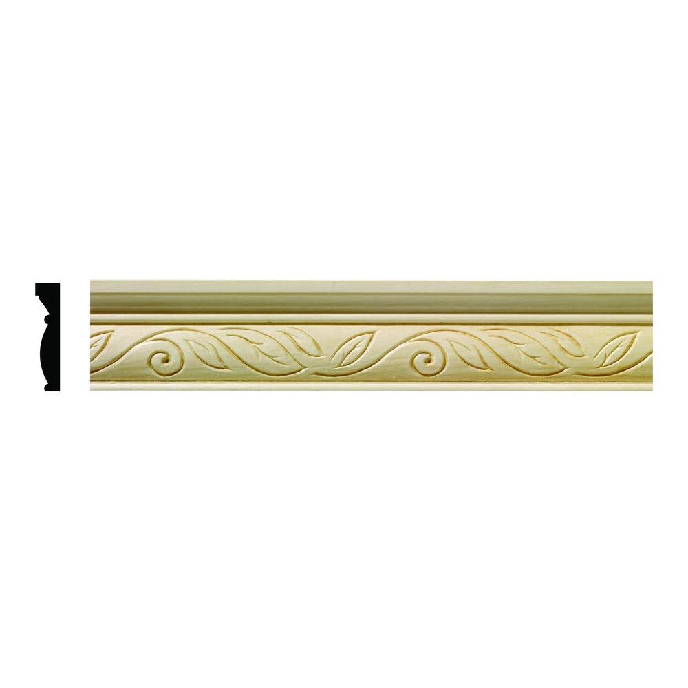 Ornamental Mouldings 1613 1/2 In. X 2-1/4 In. X 6 In