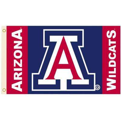 NCAA 3 ft. x 5 ft. Arizona Flag