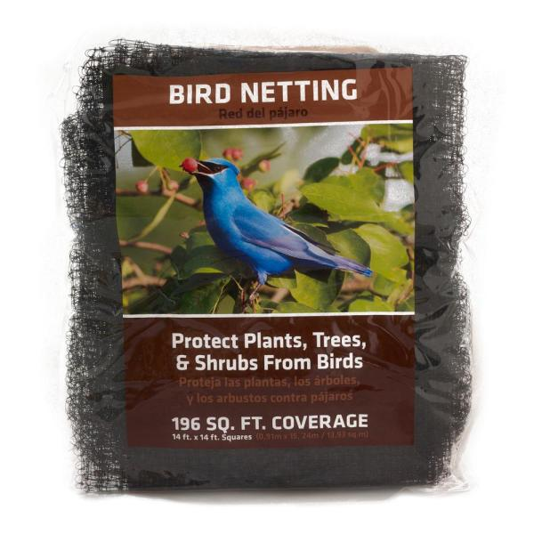 14 ft. x 14 ft. Bird Netting, Reusable
