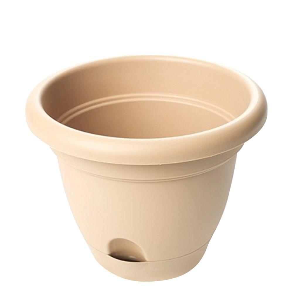 Bloem 18 in. Plastic Craftsmen Lucca Planter (6-Pack)