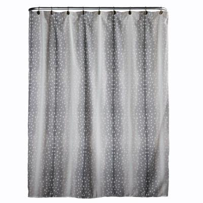 Antelope 72 in. Neutral Shower Curtain