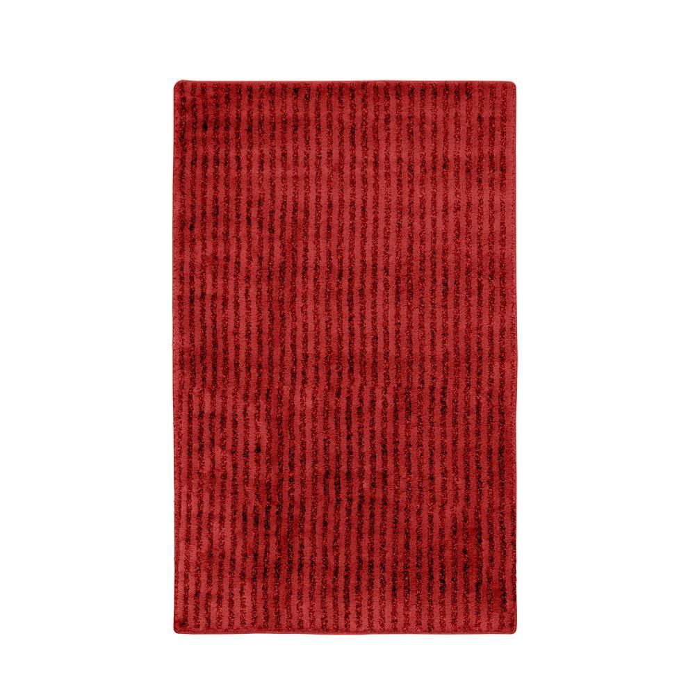 Garland Rug Sheridan Chili Pepper Red 30 In X 50 In