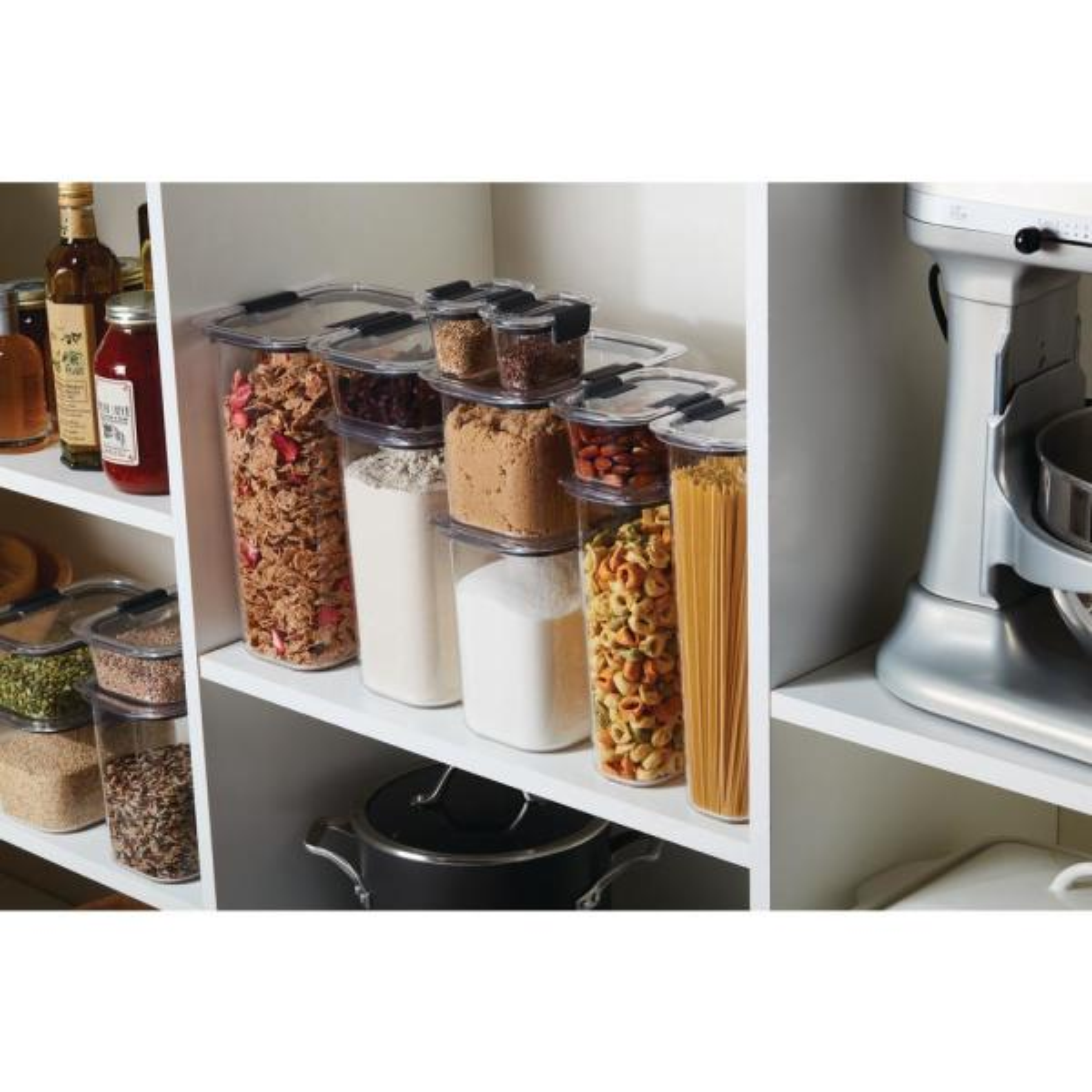 Brilliance 10-Piece Pantry Food Storage Container Set
