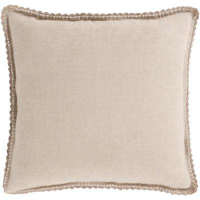 Ellenora Light Gray Euro Sham