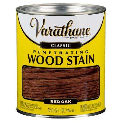 1 qt. Red Oak Classic Wood Interior Stain (2-Pack)