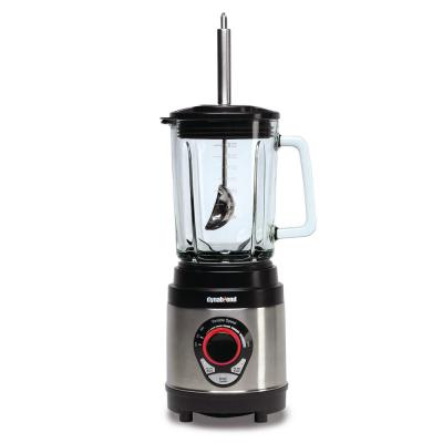 Dynablend 60 oz. 3-Speed Black Stainless Steel Clean Blender