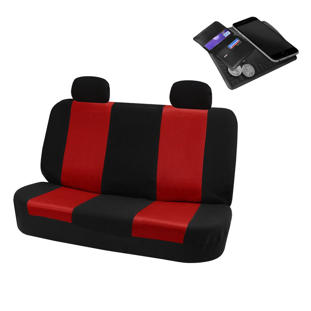 Excellent Fh Group Flat Cloth 52 In X 58 In X 1 In Rear Car Seat Cover Dailytribune Chair Design For Home Dailytribuneorg