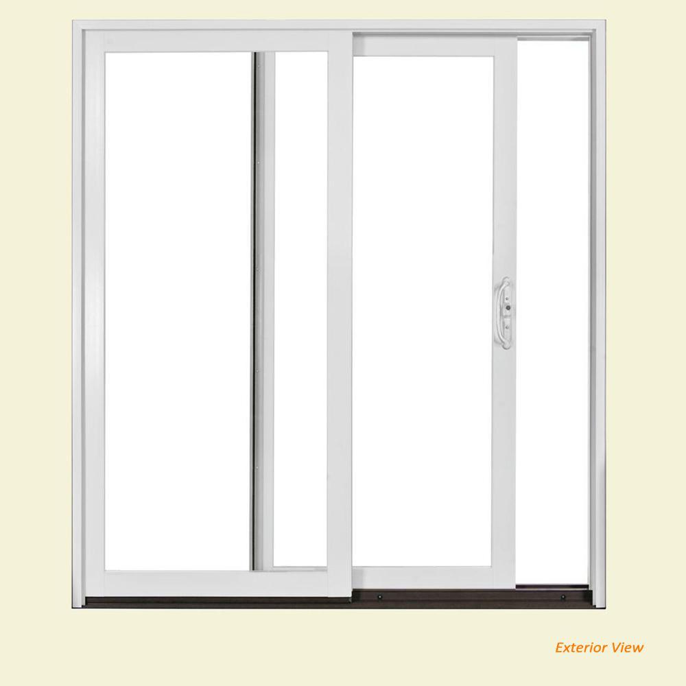 Sliding Patio Door Wood Energy Star Patio Doors Exterior