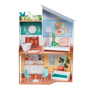 HomeDepot.com deals on KidKraft Emily Dollhouse 65988