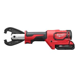 Milwaukee M18 18-Volt Lithium-Ion Cordless Force Logic 6T Utility Crimper (Tool Only) by Milwaukee