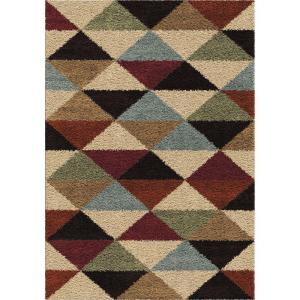 Orian Rugs Perez Multi 7 ft. 10 inch x 10 ft. 10 inch Indoor Area Rug by Orian Rugs