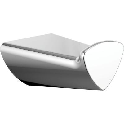 Zura Robe Hook in Polished Chrome