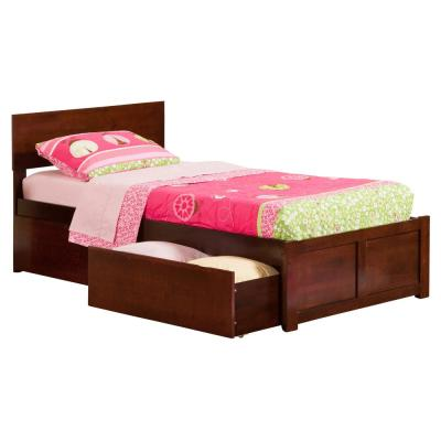 Solid Wood - Twin XL - Beds - Bedroom Furniture - The Home Depot