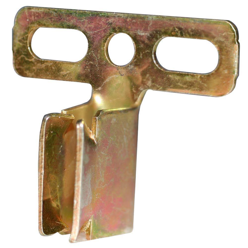 Builders Edge Shutter Clips (12-Pack)