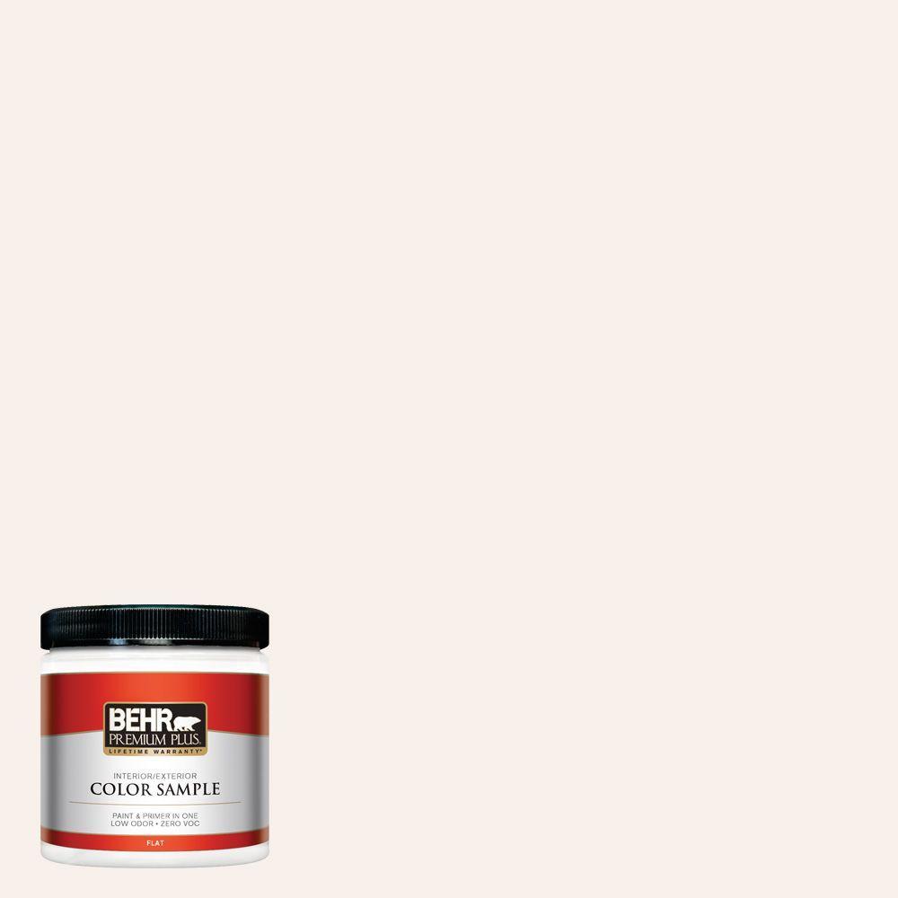 BEHR Premium Plus 8 oz. #PWN-35 Devonshire Zero VOC Interior/Exterior Paint Sample
