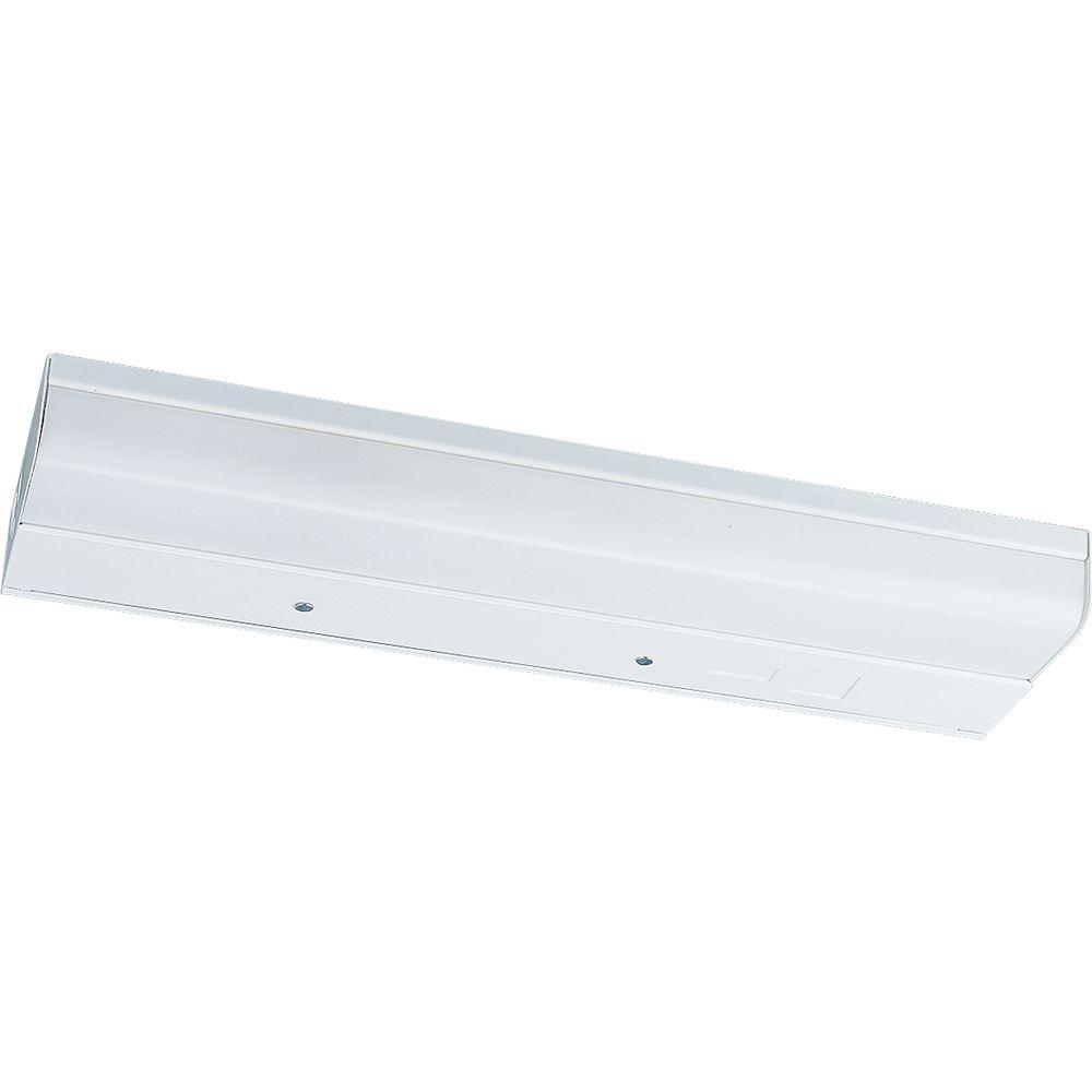 Progress Lighting White 18 In. Undercabinet Fixture-DISCONTINUED