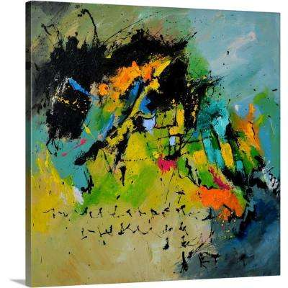 """Finnegan'S Wake"" by  Pol Ledent Canvas Wall Art"