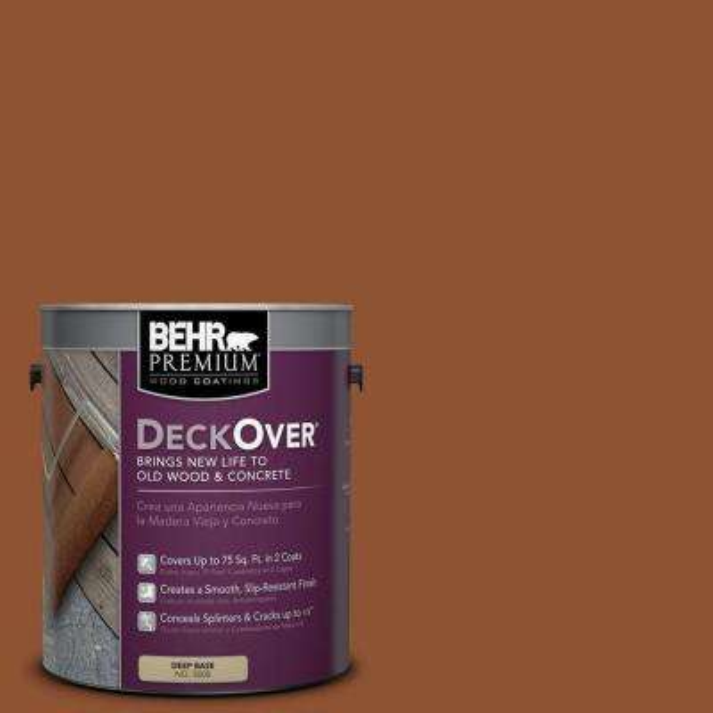 #SC-122 Redwood Naturaltone Premium DeckOver