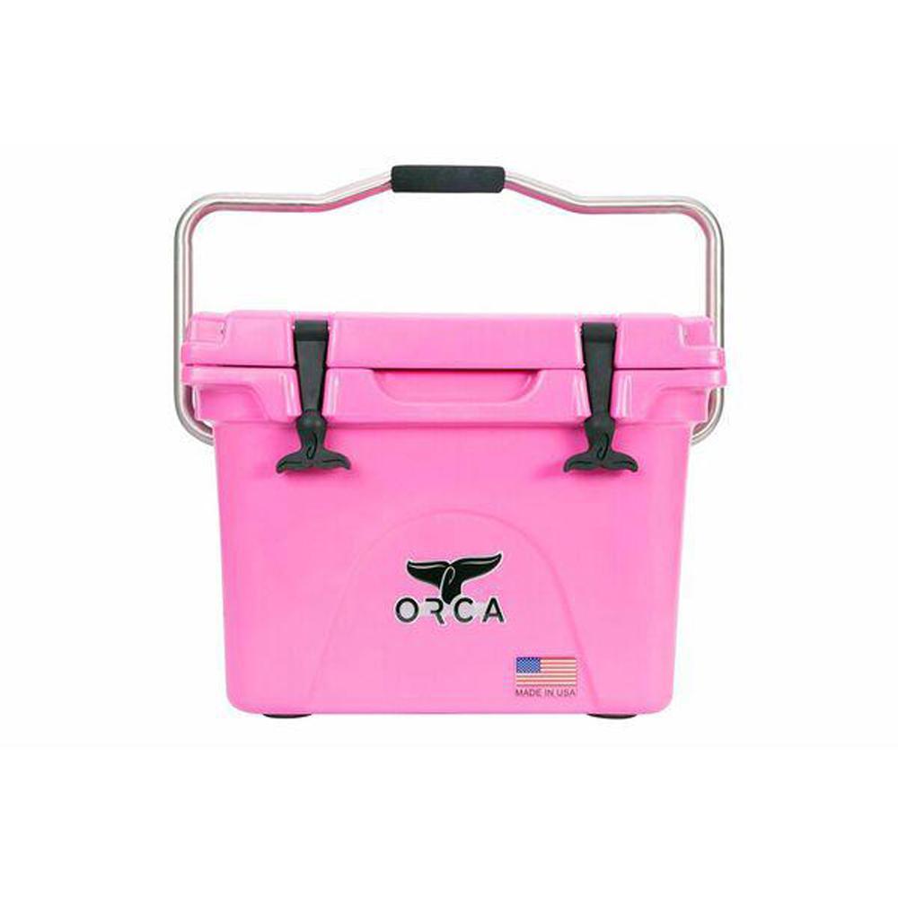 ORCA Pink 20 Qt. Cooler