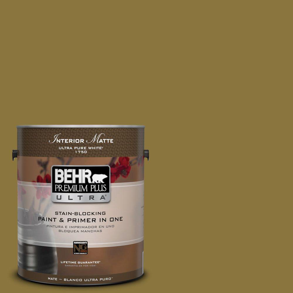 1 gal. #M310-7 Valley Vineyards Matte Interior Paint