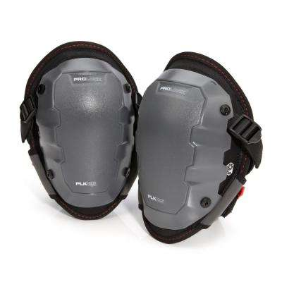Foam Knee Pad and Non-Marring Cap Attachment Combo Pack (2-Piece)