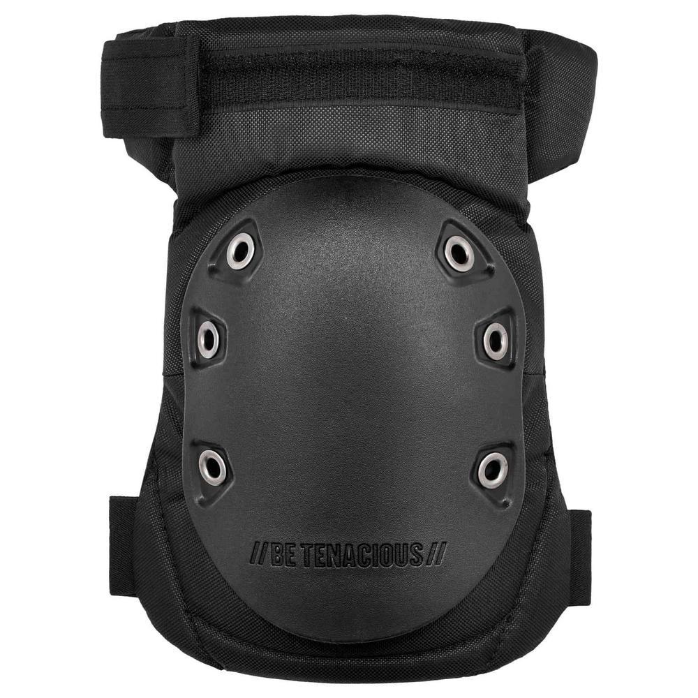 ProFlex Comfort Hinged Hard Cap Gel Knee Pads with Hook and Loop