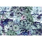 100 in. H x 145 in. W Shades Wall Mural