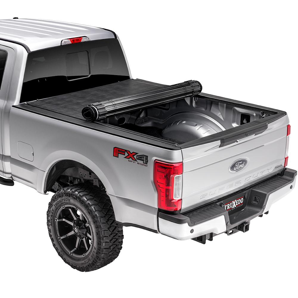 Sentry 15 19 Ford F150 6 Ft 6 In Bed Tonneau Cover 1598301 The Home Depot
