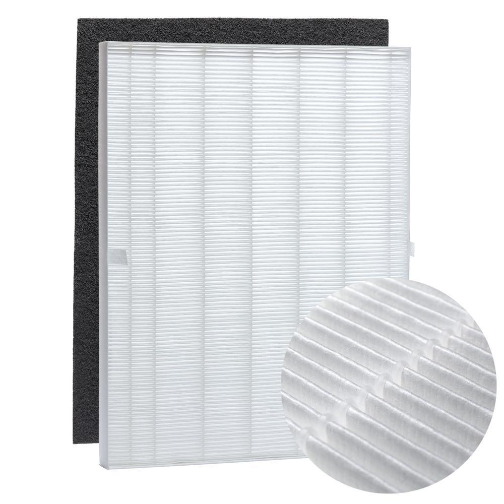 Filterset 123050 HEPA + 4x Aktivkohle für Winix P150
