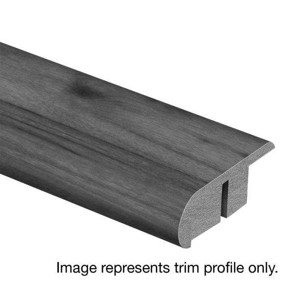 Hayes River Oak 3/4 in. T x 2-1/8 in. Wide x 94 in. Length Laminate Stair Nose Molding