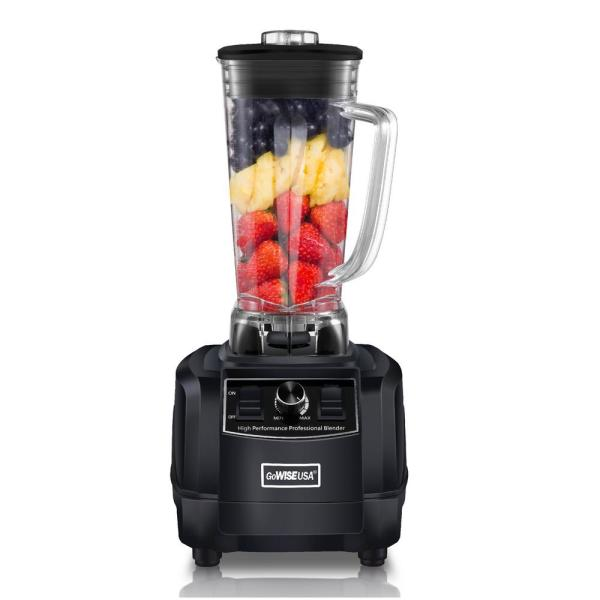GoWISE USA High-Performance 67oz. 8-Speed Professional Blender GW22503