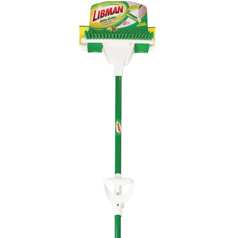 Libman Nitty Gritty Roller Mop 2010 The Home Depot