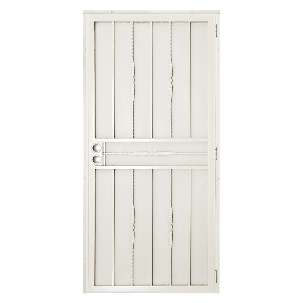 30 X 80 Security Doors Exterior Doors The Home Depot