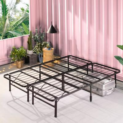 Shawn 14 in. Full SmartBase Mattress Foundation with Easy Assembly